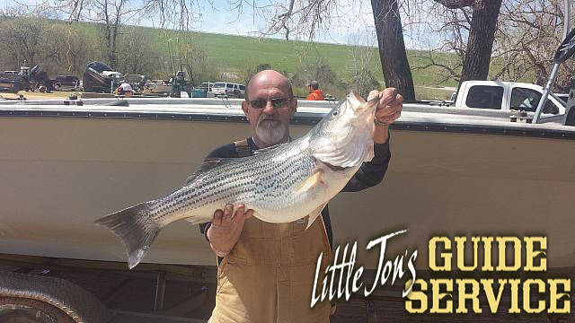 Lake texoma fishing guide for Fishing guides on lake texoma